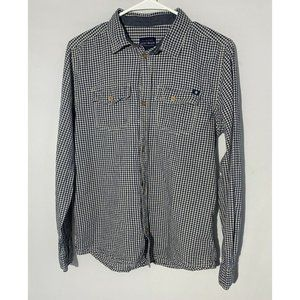 Lucky Brand Boys Button-Down Shirt, XL